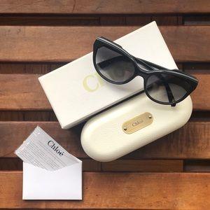 ⭐️ Authentic Chloe Cat Eye Sunglasses ⭐️
